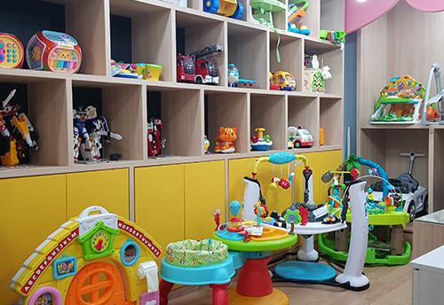 장난감도서관&육아용품대여
